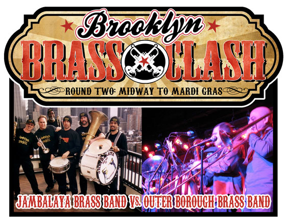 Brooklyn Brass Clash - Outer Borough Brass Band